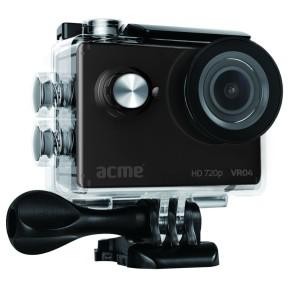 """Akcijska kamera VR04, 2"""" LCD, HD, 30fps, WI-FI, auto/bicikl/kaciga, ACME"""