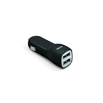Auto punjač, brzi, dual USB, 2.1A, ACME CH11