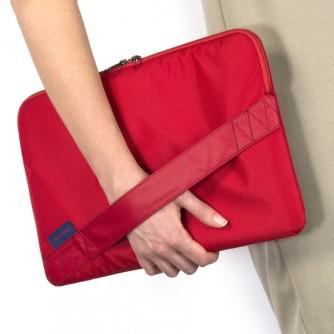 "Navlaka za laptop do 13"" i Apple MacBook Pro 13"", BISI, crvena Tucano"