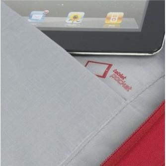 """Ruksak za laptop do 17"""", Lato, crveni, Tucano"""