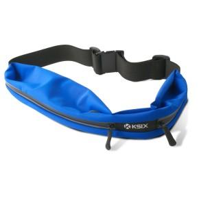 Sportska prijenosna torbica za pojas za mobitele, plava KSIX