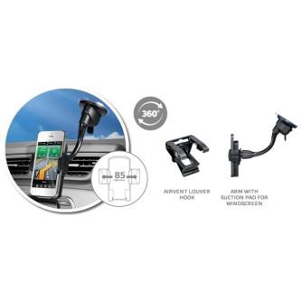 Univerzalni auto držač za mobitel Celly Flex11
