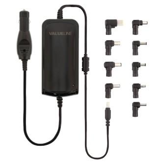 Univerzalni auto punjač za laptop, 12V, 120W, Value Line CSUNAC120RBL