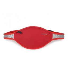 Univerzalni držač za pojas za smartphone, crveni, Tucano Bolla