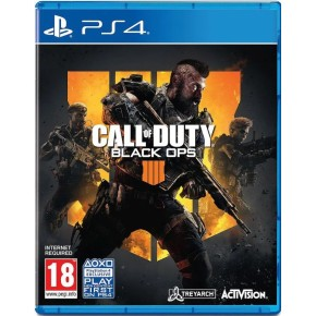 Igra za Sony Playstation 4 Call of Duty: Black Ops 4 PS4