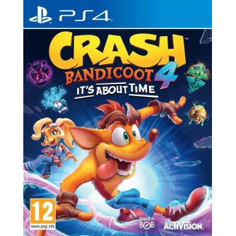 Crash Bandicoot 4: It's About Time PS4 Igra za Sony Playstation 4
