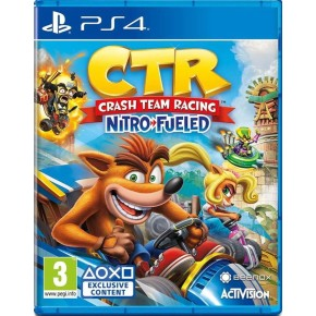 Igra za Sony Playstation 4 Crash Team Racing Nitro-Fueled PS4