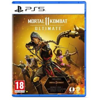 Igra za Sony Playstation 5 PS5 Mortal Kombat 11 Ultimate
