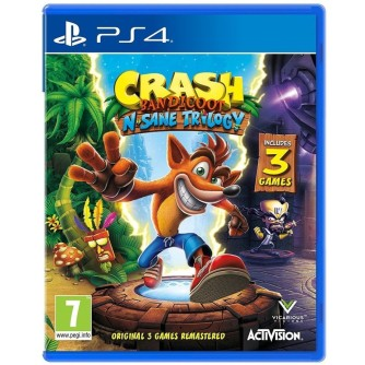 Igra za Sony Playstation 4 Crash Bandicoot N. Sane Trilogy 2.0 PS4