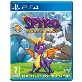 Igra za Sony Playstation 4 Spyro Trilogy Reignited PS4
