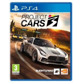 Igra za Sony Playstation 4 Project Cars 3 Standard Edition PS4