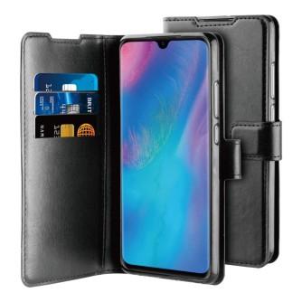 Preklopna torbica za Huawei P30 Pro, crna, BeHello