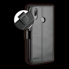 Preklopna torbica za Huawei Y7 (2019) crna, BeHello