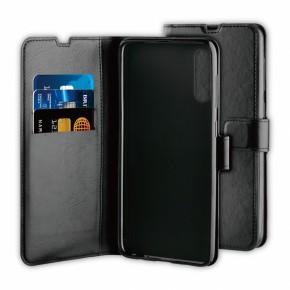 Preklopna torbica za Samsung Galaxy A70, crna, BeHello