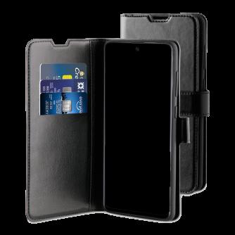 Preklopna torbica za Samsung Galaxy S20, crna, BeHello