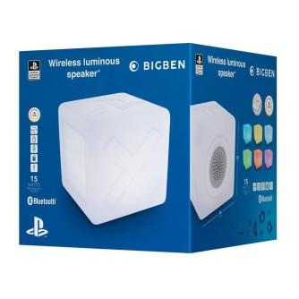 Službeni Playstation bluetooth USB zvučnik sa svjetlom BIGBEN