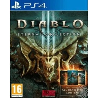 Igra za Sony Playstation 4 Diablo 3: Eternal Collection PS4