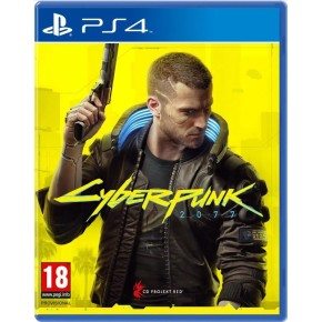 Igra za Sony Playstation 4 CYBERPUNK 2077 PS4
