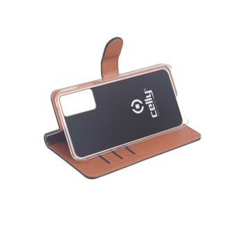 Preklopna torbica za Samsung S20, crna, Celly Wally