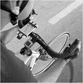 Univerzalni držač za bicikl za mobitel, crni, Celly