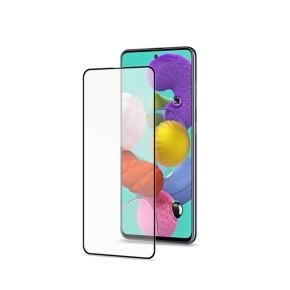 Zaštitno staklo za Samsung Galaxy A51, 9H, crno, Celly