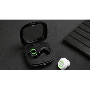 Bluetooth slušalice sa mikrofonom, bijele,  Cygnett Freeplay