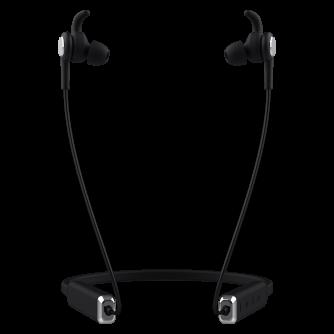 Bluetooth slušalice sa mikrofonom, crne, Defunc Earbud Mute
