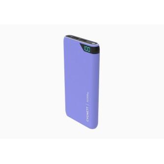 Prijenosna baterija 10000 mAh, ljubičasta, Cygnett ChargeUp Boost