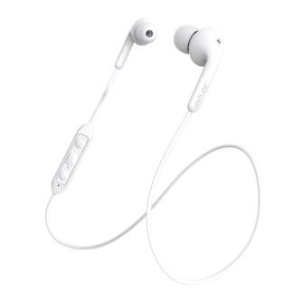 Bluetooth slušalice sa mikrofonom, bijele, Defunc Earbud Plus Music