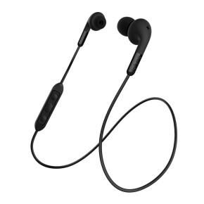 Bluetooth slušalice sa mikrofonom, crne, Defunc Earbud Plus Music