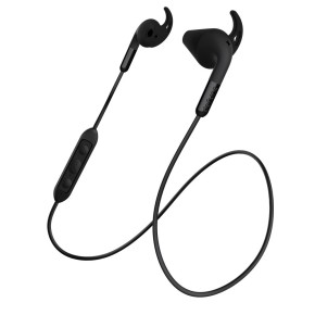 Bluetooth slušalice sa mikrofonom, crne, Defunc Earbud Plus Sport