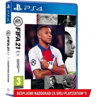 Igra za Sony Playstation 4 FIFA 21 Champions Edition PS4