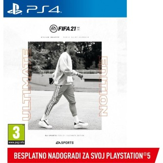 Igra za Sony Playstation 4 FIFA 21 Ultimate Edition PS4