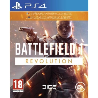 Igra za Sony Playstation 4 Battlefield 1 Revolution Edition PS4