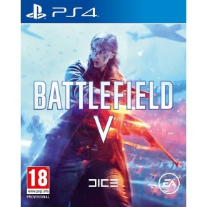 Igra za Sony Playstation 4 Battlefield V PS4