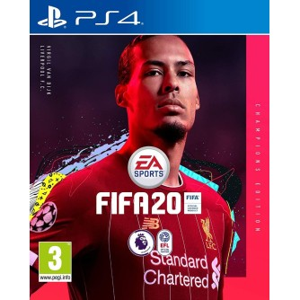 Igra za Sony Playstation 4 FIFA 20 Champions Edition PS4