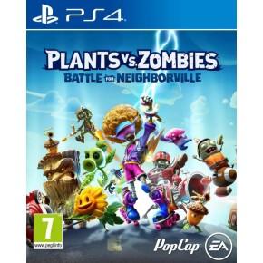 Igra za Sony Playstation 4 Plants vs Zombies: Battle for Neighborville PS4