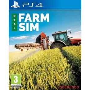 Igra za Sony Playstation 4 Real Farm Sim PS4