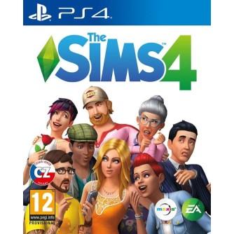Igra za Sony Playstation 4 The Sims 4 PS4
