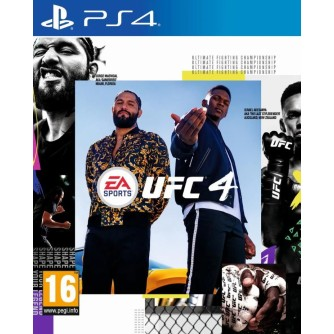 Igra za Sony Playstation 4 UFC 4 PS4