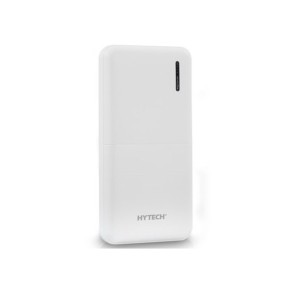 Prijenosna baterija Powerbank HYTECH HP-C11, 10.000 mAh, bijela