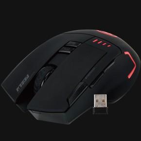Gaming miš MARVO SCORPION M720W, bežični, LED, 4800 DPI, crni