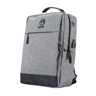 """Ruksak za laptop do 15,6"""", sivi, Marvo Scorpion BA-03 GY"""