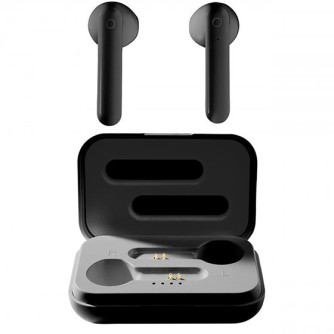 Slušalice MEDIA-TECH MT3601K, mikrofon, Bluetooth,TWS, crne