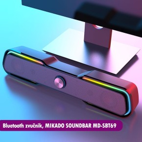 Bluetooth zvučnik, MIKADO SOUNDBAR MD-SBT69