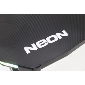 Gaming stol NEON eSports Gamer Elite, LED RGB