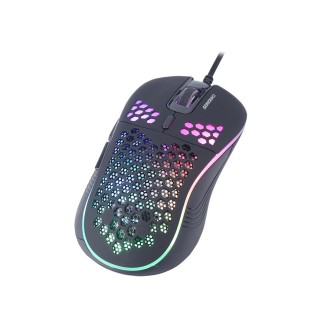 Gaming miš NEON CHRONOS, žični, 6400dpi