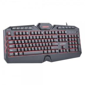 Gaming tipkovnica NEON TARTARUS, gaming, žična, backlight, 7 colors