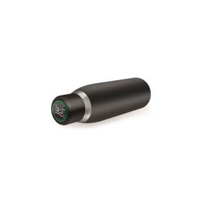 Pametna boca s LCD ekranom crna Puro Smart