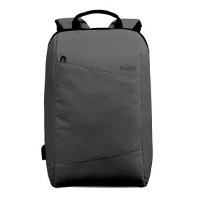 "Ruksak za laptop do 15,6"", sivi, Puro ByDay"
